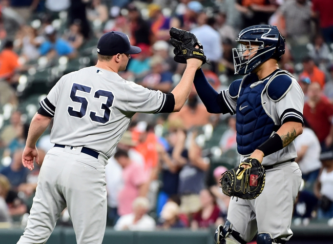Baltimore Orioles vs. New York Yankees - 8/6/19 MLB Pick, Odds, and Prediction