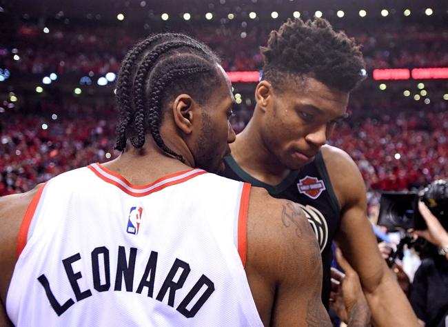 Milwaukee Bucks vs. Toronto Raptors - 11/2/19 NBA Pick, Odds, and Prediction