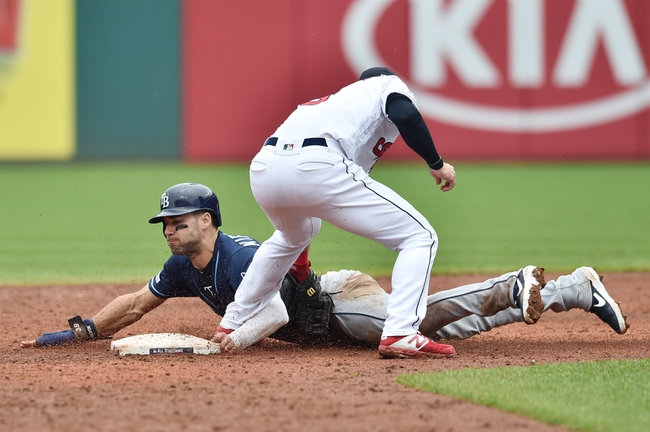 Tampa Bay Rays vs. Cleveland Indians - 8/30/19 MLB Pick, Odds, and Prediction