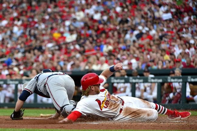 Atlanta Braves vs. St. Louis Cardinals - 10/3/19 MLB NLDS Game 1 Pick, Odds, and Prediction