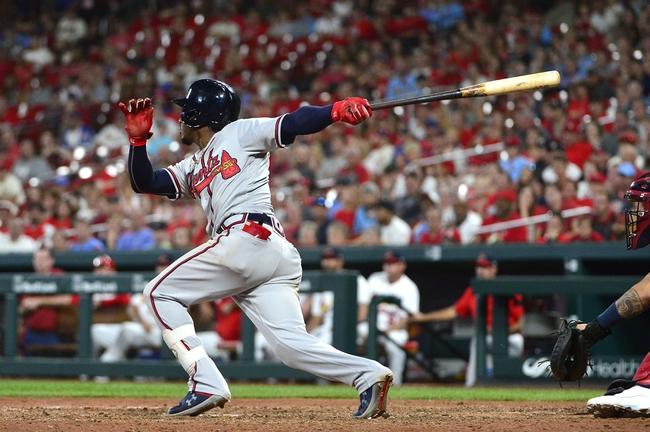 St. Louis Cardinals at Atlanta Braves - 10/3/19 MLB Pick, Odds, and Prediction