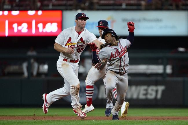 Atlanta Braves vs. St. Louis Cardinals - 10/3/19 MLB Pick, Odds, and Prediction