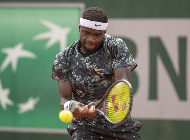 Frances Tiafoe vs. Ugo Humbert - 2/21/20 Delray Beach Open Tennis Pick, Odds, and Predictions