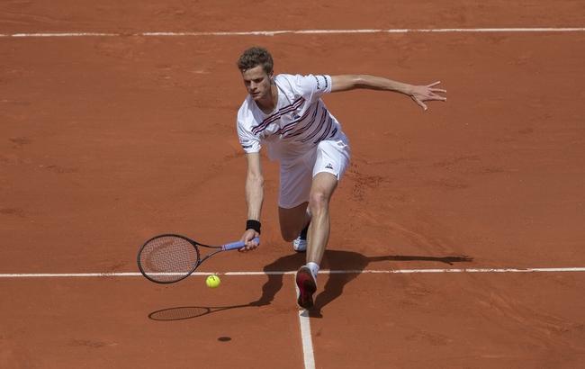Sardinia Open: Lorenzo Musetti vs. Yannick Hanfmann 10/16/20 Tennis Prediction