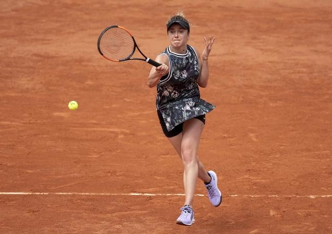 Elina Svitolina vs. Jennifer Brady - 2/18/20 Dubai Open Tennis Pick, Odds, and Predictions