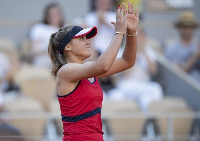 Sofia Kenin vs. Elena Rybakina - 2/18/20 Dubai Open Tennis Pick, Odds, and Predictions