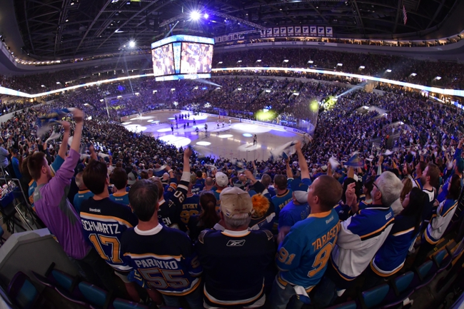 St. Louis Blues vs. Florida Panthers - 3/9/20 NHL Pick, Odds, and Prediction