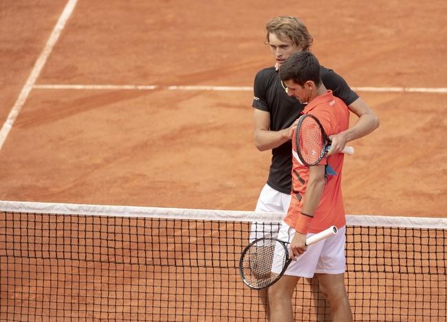 ATP Finals: Novak Djokovic vs. Alexander Zverev 11/20/20 Tennis Prediction