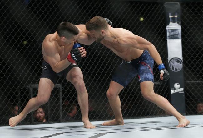 Jeremy Stephens vs. Calvin Kattar - 5/9/20 UFC 249 Pick, Odds, and Prediction