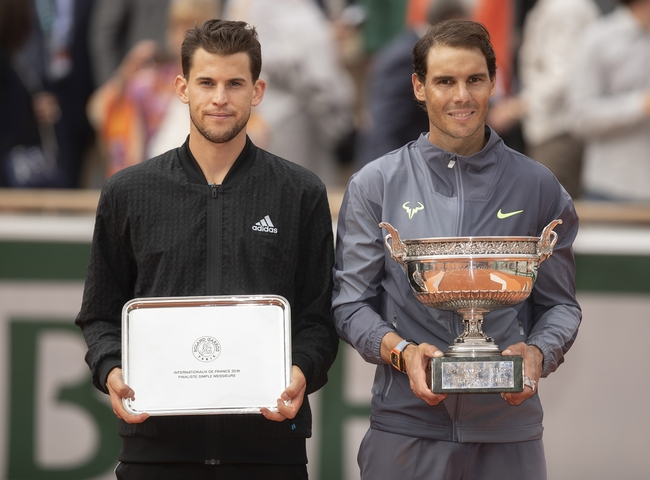 Dominic Thiem vs. Marin Cilic 9/28/20 French Open Tennis Pick, Odds, and Prediction