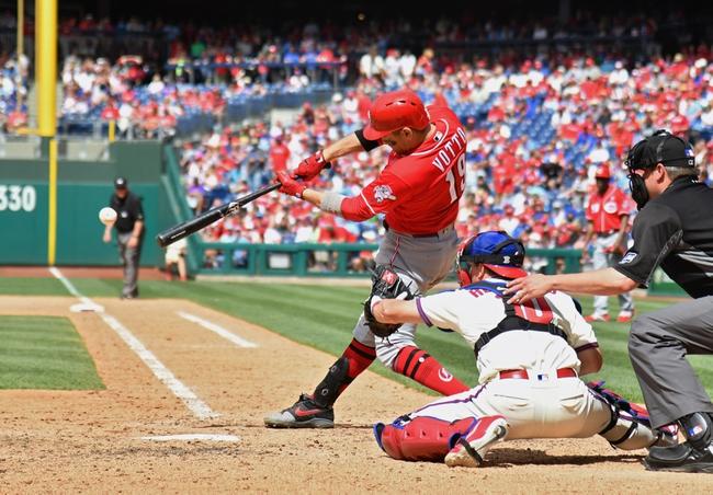 Cincinnati Reds vs. Philadelphia Phillies - 9/2/19 MLB Pick, Odds, and Prediction