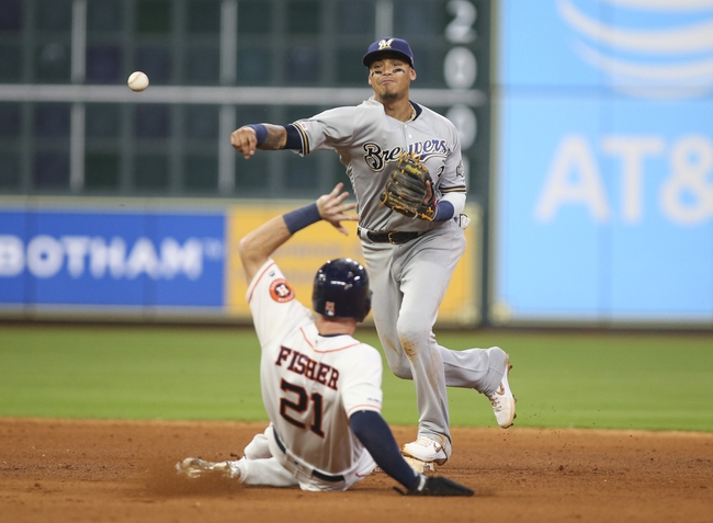 Milwaukee Brewers vs. Houston Astros - 9/2/19 MLB Pick, Odds, and Prediction