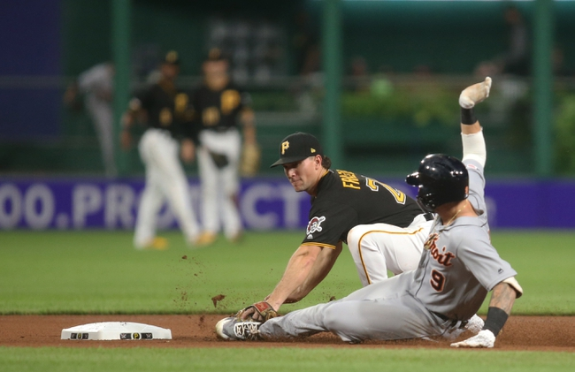 Pittsburgh Pirates vs. Detroit Tigers - 8/7/20 MLB Pick, Odds, and Prediction