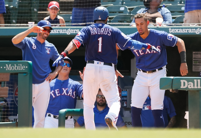 Cleveland Indians vs. Texas Rangers - 8/5/19 MLB Pick, Odds, and Prediction