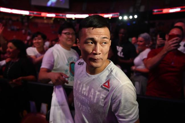 UFC Fight Night 180: Korean Zombie vs. Ortega Picks and  Predictions