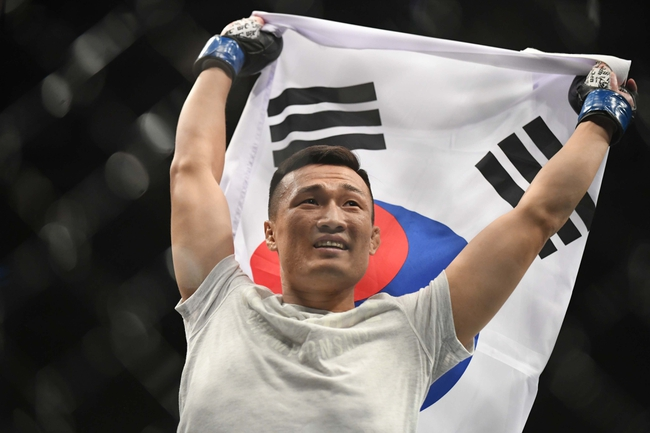 Chan Sung Jung vs. Frankie Edgar - 12/21/19 UFC Fight Night 165 Pick, Odds, and Prediction