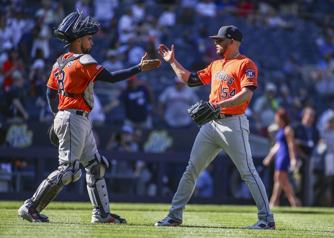New York Yankees at Houston Astros - 10/12/19 MLB Pick, Odds, and Prediction