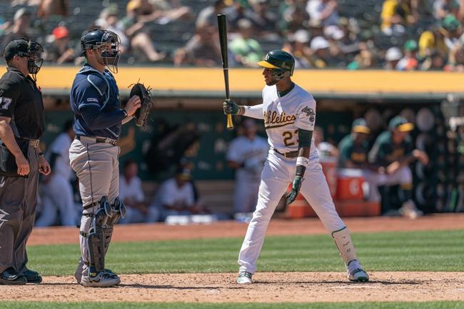 Tampa Bay Rays at Oakland Athletics - 10/2/19 MLB Pick, Odds, and Prediction
