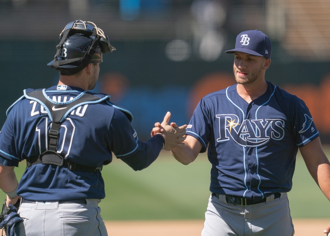 Oakland Athletics vs. Tampa Bay Rays - 10/2/19 MLB Pick, Odds, and Prediction