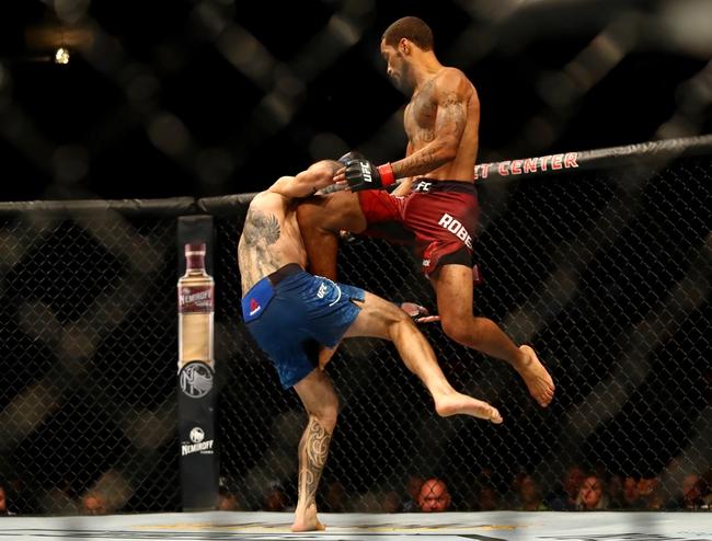 Roosevelt Roberts vs. Brok Weaver - 5/30/20 UFC Fight Night 176 Pick and Prediction