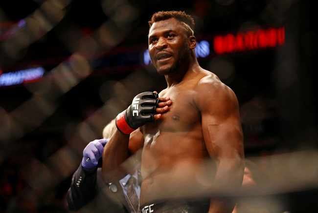 Jairzinho Rozenstruik vs. Francis Ngannou - 5/9/20 UFC 249 Pick, Odds, and Prediction