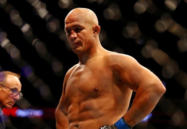 Jairzinho Rozenstruik vs. Junior dos Santos - 8/15/20 UFC 252 Pick, Odds, and Prediction