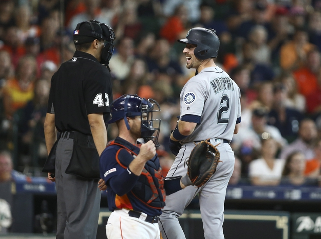 Houston Astros vs. Seattle Mariners - 8/2/19 MLB Pick, Odds, and Prediction
