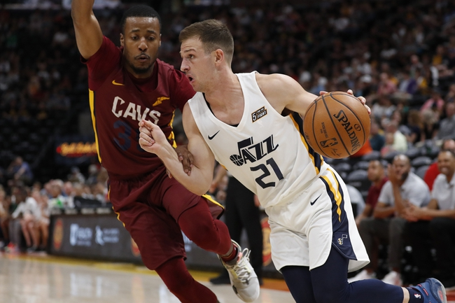 Cleveland Cavaliers vs. Utah Jazz - 3/2/20 NBA Pick, Odds, and Prediction