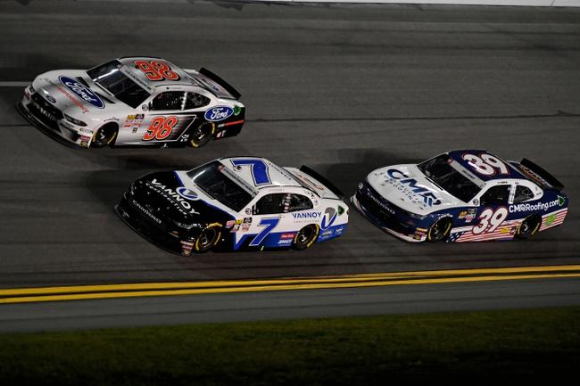 NASCAR Xfinity Series Ag-Pro 300 Talladega Head to Head Match Up 2
