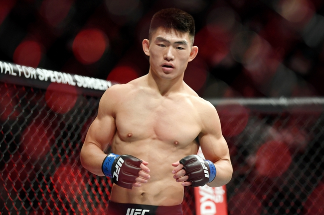 Song Yadong vs. Marlon Vera 5/16/20 UFC on ESPN 10 Pick and Prediction