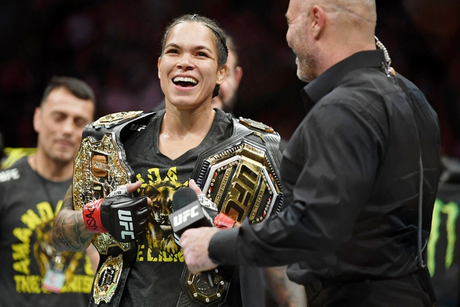 Germaine de Randamie vs. Amanda Nunes - 12/14/19 UFC 245 Pick, Odds, and Prediction
