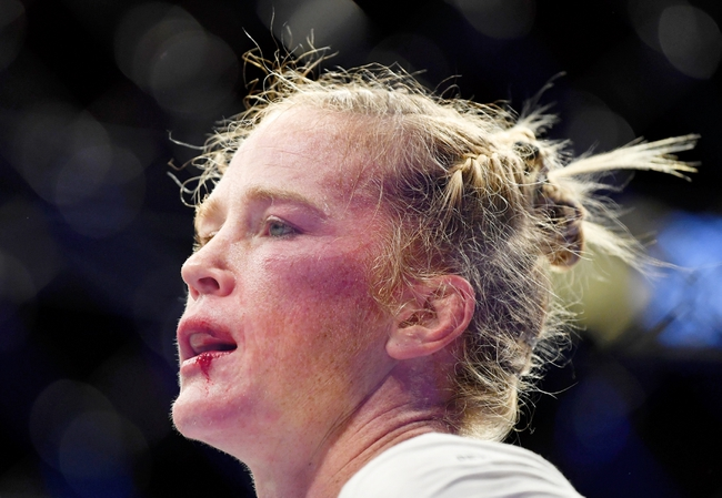 Holly Holm vs. Raquel Pennington - 1/18/20 UFC 246 Pick, Odds, and Prediction
