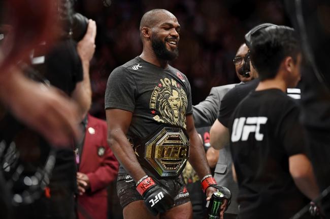Dominick Reyes vs. Jon Jones - 2/8/20 UFC 247 Pick, Odds, and Prediction