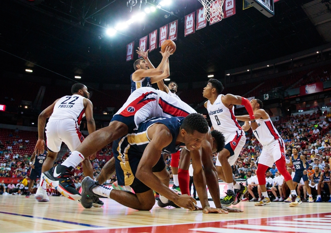 New Orleans Pelicans vs. Washington Wizards - 8/7/20 NBA Pick, Odds, and Prediction