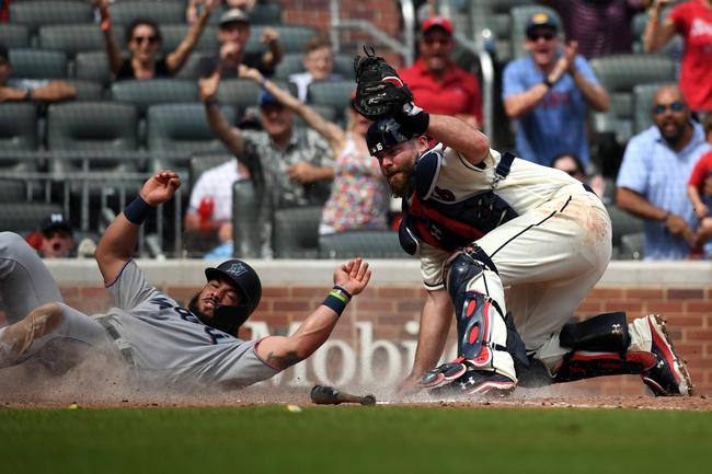 Miami Marlins vs. Atlanta Braves - 8/8/19 MLB Pick, Odds, and Prediction