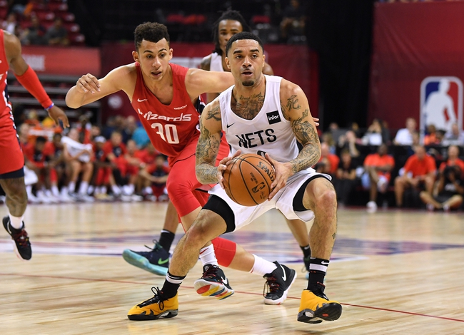 Washington Wizards vs. Brooklyn Nets - 2/1/20 NBA Pick, Odds & Prediction