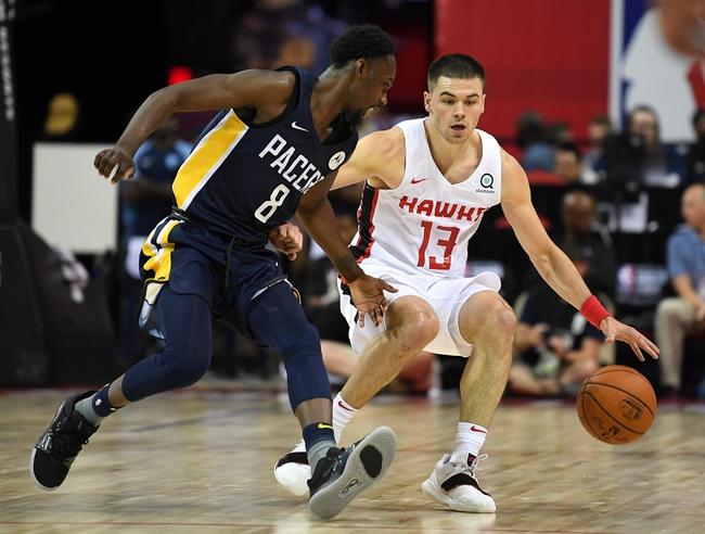Indiana Pacers vs. Atlanta Hawks - 11/29/19 NBA Pick, Odds, and Prediction