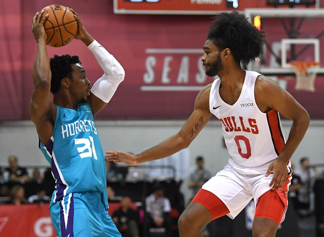 Charlotte Hornets vs. Chicago Bulls - 10/23/19 NBA Pick, Odds, and Prediction