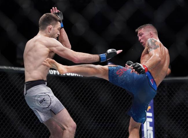 Darren Elkins vs. Nate Landwehr 5/16/20 UFC on ESPN 10 Pick and Prediction