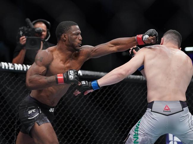 Karl Roberson vs. Marvin Vettori  - 6/13/20 UFC Fight Night 172 Pick and Prediction
