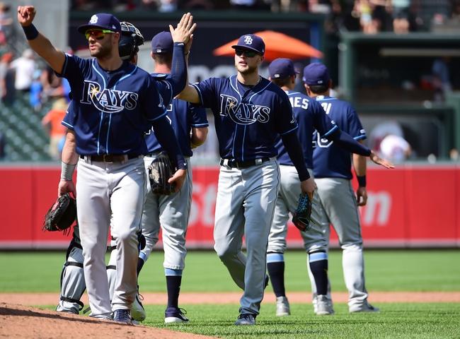 Baltimore Orioles vs. Tampa Bay Rays - 8/22/19 MLB Pick, Odds, and Prediction