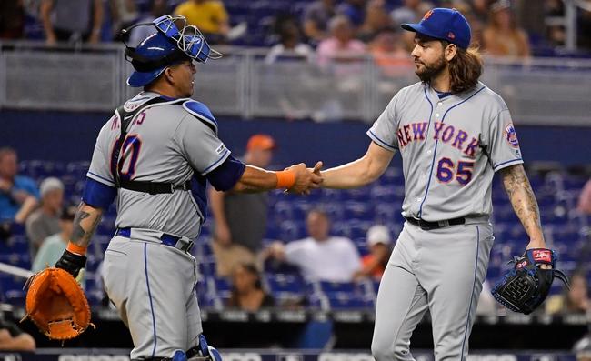 New York Mets vs. Miami Marlins Game 1 - 8/5/19 MLB Pick, Odds, and Prediction