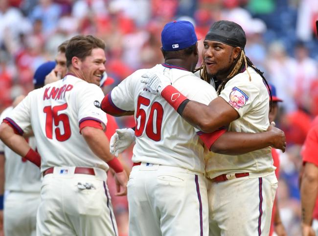 Washington Nationals vs. Philadelphia Phillies - 9/23/19 MLB Pick, Odds, and Prediction