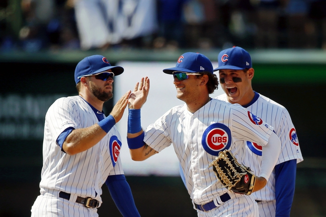 Pittsburgh Pirates vs. Chicago Cubs - 8/16/19 MLB Pick, Odds, and Prediction