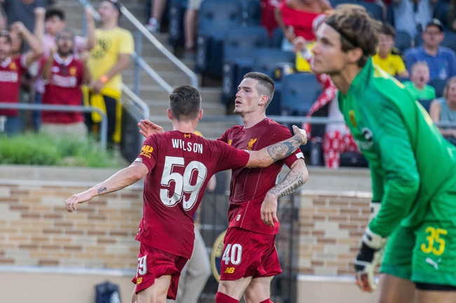 Burnley vs. Liverpool - 8/31/19 English Premier League Soccer Pick, Odds, and Prediction