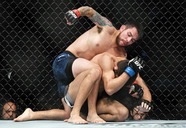 Ricky Simon vs. Ray Borg - 5/13/20 UFC Fight Night 171 Picks and Prediction