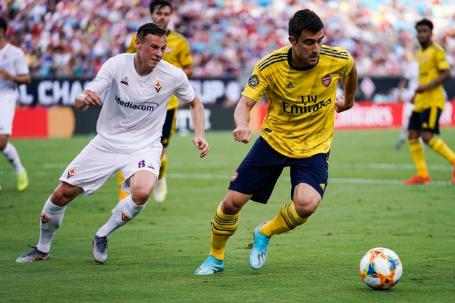 Crystal Palace vs. Arsenal  - 1/11/20 Premier League Soccer Pick, Odds & Prediction