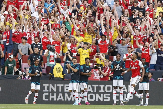 Arsenal vs. Aston Villa - 9/22/19 English Premier League Soccer Pick, Odds, and Prediction