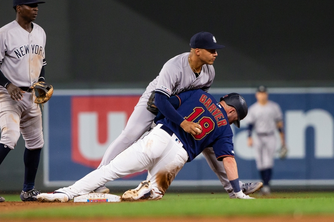 Minnesota Twins at New York Yankees - 10/4/19 MLB Pick, Odds, and Prediction