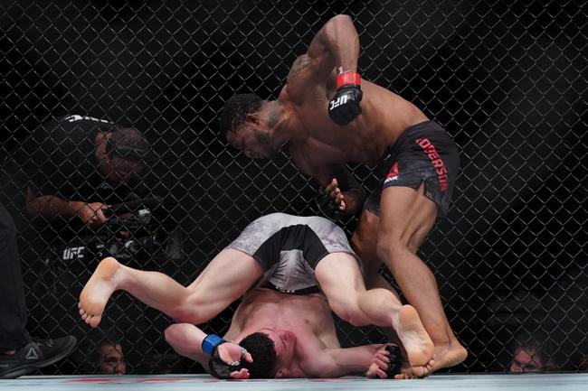 Karl Roberson vs. Marvin Vettori - 5/13/20 UFC on ESPN 9 Pick, Odds, and Prediction